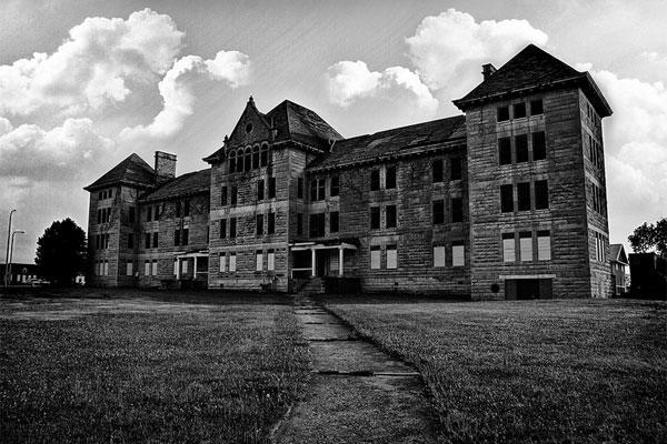 "<div class=""caption-credit""> Photo by: Ron Osborn/Flickr</div><div class=""caption-title"">7. At an Abandoned Insane Asylum</div>Married for 25 years, Alesia and Rob Conover decided to <b><a href=""http://www.bridalguide.com/blogs/bridal-buzz/craziest-weddings-2012"" rel=""nofollow noopener"" target=""_blank"" data-ylk=""slk:renew their vows in an abandoned mental hospital"" class=""link rapid-noclick-resp"">renew their vows in an abandoned mental hospital</a></b>, the Illinois Asylum for the Incurable Insane. ""They told us 25 years ago that we were crazy, and here we are,"" said Alesia."