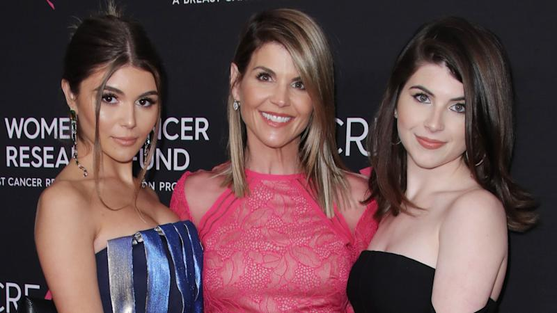 There May Be Evidence That Lori Loughlin's Daughters 'Acted to Advance' Their Parents' Crimes