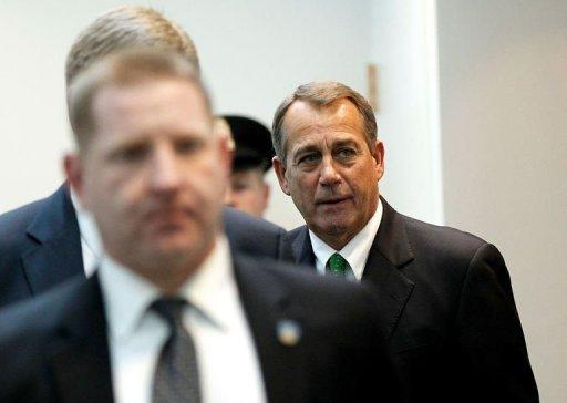 Fate of US 'fiscal cliff' deal hangs in the balance