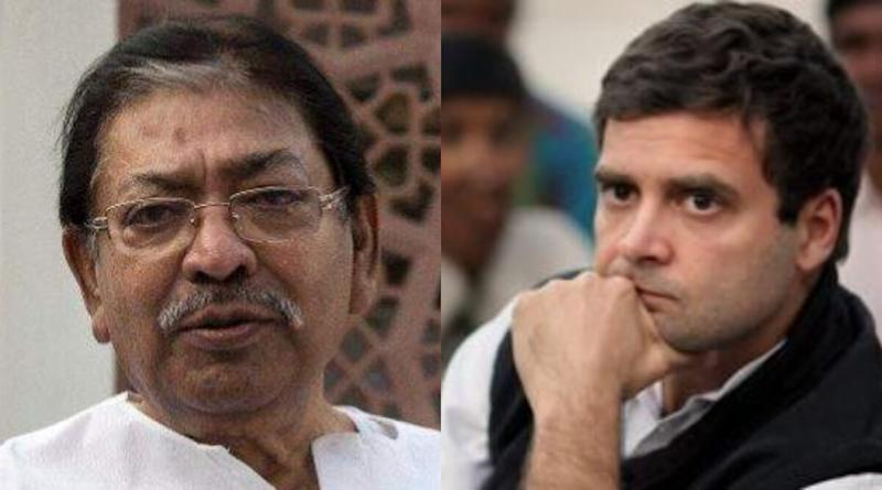 Somen Mitra Dies at 78: Rahul Gandhi Expresses Condolences on The Demise of West Bengal Congress Chief