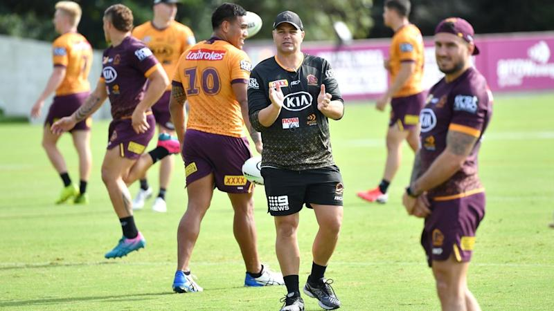 Brisbane coach Anthony Seibold is already working on his gameplan to make the most of rule changes