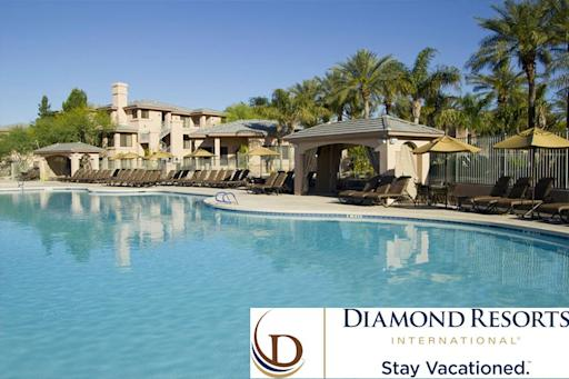 Diamond Resorts International(R) -- Vacations for Life(R) -- Enjoy Your Desert Break