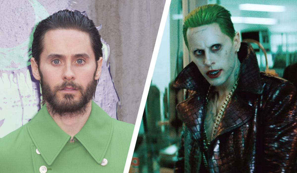 <p>Appearing in the recent 'Suicide Squad' movie, Jared Leto's unconventional Joker proved to be a bit controversial. Covered in tattoos and with gleaming golden gnashers, he's not exactly the Joker everyone knows and loves. But he proved to be a suitably creepy foil to Margot Robbie's Harley Quinn. (Credit: Warner Bros, WENN) </p>