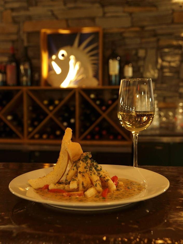 """<p><strong>Anchorage, Alaska</strong></p><p>Whether you're a filet mignon or fried chicken and waffle type of couple, you'll find yourself feeling cozy and full at <strong><a href=""""https://www.kinleysrestaurant.com/"""" rel=""""nofollow noopener"""" target=""""_blank"""" data-ylk=""""slk:Kinley's"""" class=""""link rapid-noclick-resp"""">Kinley's</a></strong>. And with 300 types of wine, how can you go wrong? </p><p><strong>RELATED: </strong><a href=""""https://www.goodhousekeeping.com/holidays/valentines-day-ideas/g3182/valentines-day-recipes/"""" rel=""""nofollow noopener"""" target=""""_blank"""" data-ylk=""""slk:70 Romantic Valentine's Day Recipes for Staying in With Your Special Someone"""" class=""""link rapid-noclick-resp"""">70 Romantic Valentine's Day Recipes for Staying in With Your Special Someone</a> </p>"""