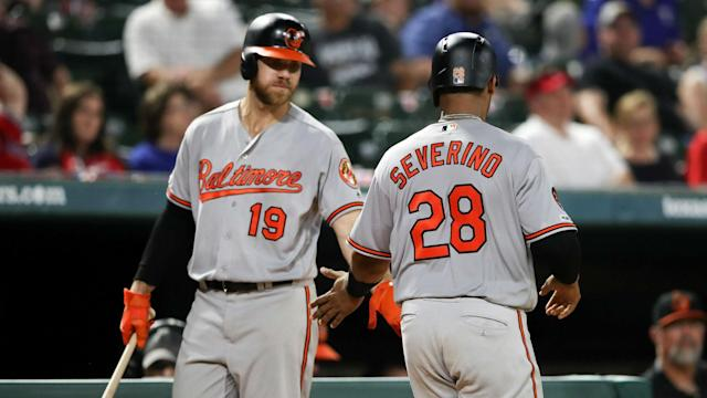 Two Baltimore Orioles, Chris Davis and Trey Mancini, amongst top vote-getters on preliminary MLB All-Star Game ballot results. Also: