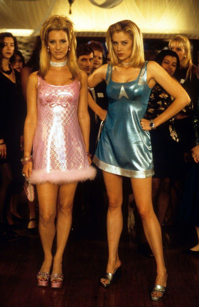 "<p>After graduating, a high school reunion is basically prom for adults. These short and shiny dresses that Romy and Michele wore prove that the best outfits you wear are the ones you have the most fun in.</p><p><a class=""link rapid-noclick-resp"" href=""https://www.amazon.com/Romy-Micheles-High-School-Reunion/dp/B004N9DVW8?tag=syn-yahoo-20&ascsubtag=%5Bartid%7C10063.g.36197518%5Bsrc%7Cyahoo-us"" rel=""nofollow noopener"" target=""_blank"" data-ylk=""slk:STREAM NOW"">STREAM NOW</a></p>"