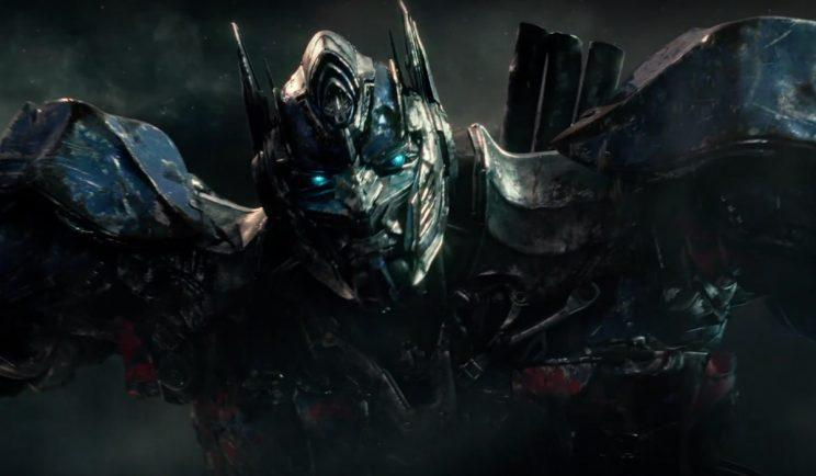 Optimus Prime returns in The Last Knight - Credit: Paramount