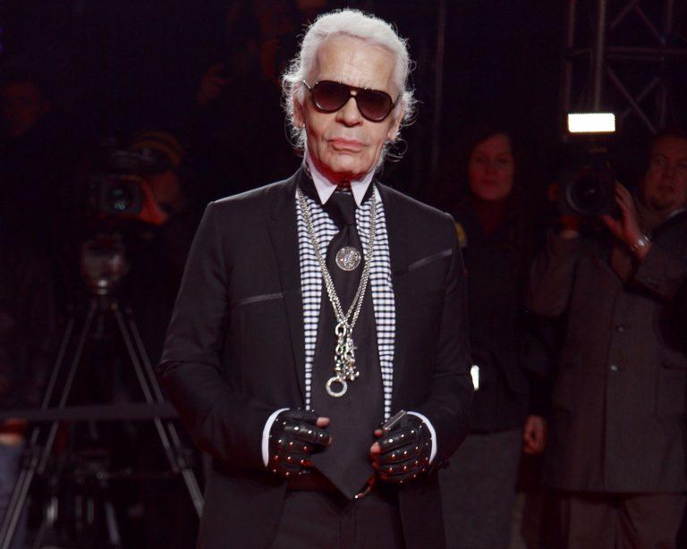 af612b299fa Karl Lagerfeld Dies: Looking Back at His Best Chanel Couture Wedding ...