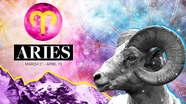 Aries: March 21–April 19