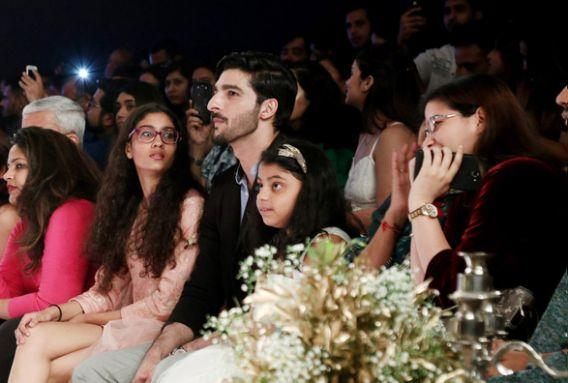 <p>According to sources, Sushmita and Rohman Shawl met at a fashion event earlier this year. </p>