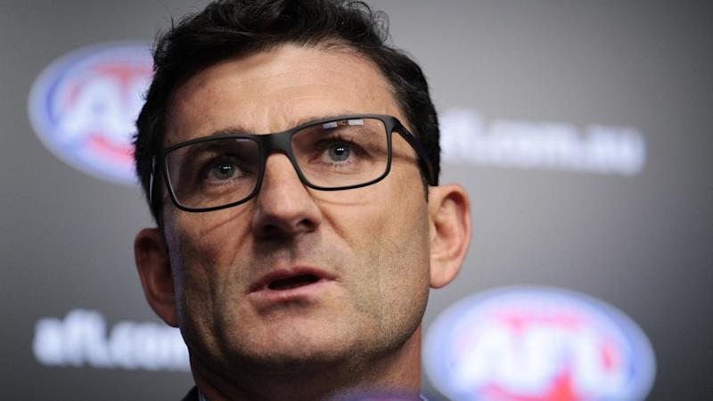 AFL general manager of clubs Travis Auld says those involved in a fight need to be held accountable