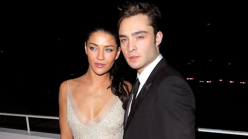 Jessica Szohr on 'Gossip Girl' Co-Star and Ex Ed Westwick's Rape Allegations: 'You Pray It's Not True'