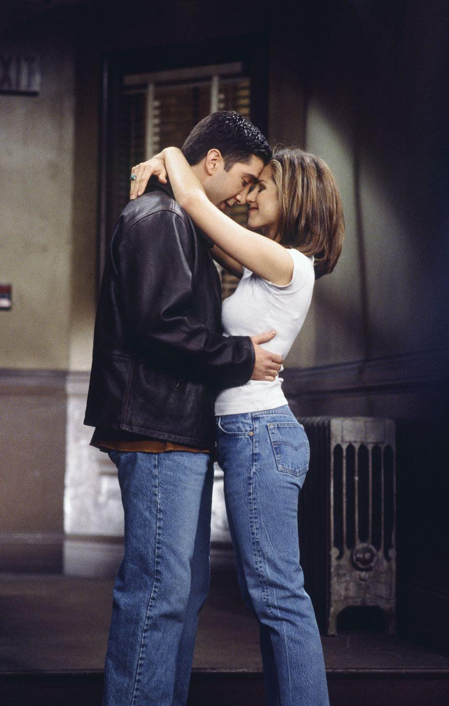 "<p>Rachel Green made the 1990s <a href=""https://www.seventeen.com/fashion/style-advice/a25752058/boyfriend-jeans-outfit/"" rel=""nofollow noopener"" target=""_blank"" data-ylk=""slk:mom jean"" class=""link rapid-noclick-resp"">mom jean</a> famous and she's never looked better. Try tucking in a fitted white tee for that laid-back weekend type of vibe.</p><p><strong>What you'll need:</strong> <em>Wedgie Icon Fit, $98, Levi's</em></p><p><a class=""link rapid-noclick-resp"" href=""https://go.redirectingat.com?id=74968X1596630&url=https%3A%2F%2Fwww.revolve.com%2Fr%2FDisplayProduct.jsp%3FaliasURL%3Dlevis-wedgie-icon-fit-in-shut-up%252Fdp%252FLEIV-WJ93%26d%3DF%26countrycode%3DUS%26_cclid%3DGoogle_Cj0KCQjwuZDtBRDvARIsAPXFx3Adk4KG4x7MXzYB3pX-UTEGLsUe-xpoECkm73Wu1xBD2N4exLEt1-YaAp1OEALw_wcB%26gclid%3DCj0KCQjwuZDtBRDvARIsAPXFx3Adk4KG4x7MXzYB3pX-UTEGLsUe-xpoECkm73Wu1xBD2N4exLEt1-YaAp1OEALw_wcB%26product%3DLEIV-WJ93&sref=https%3A%2F%2Fwww.seventeen.com%2Ffashion%2Fceleb-fashion%2Fg29439613%2Frachel-green-outfits-friends%2F"" rel=""nofollow noopener"" target=""_blank"" data-ylk=""slk:SHOP NOW"">SHOP NOW</a></p>"