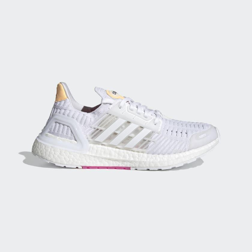 """<p><strong>adidas</strong></p><p>adidas.com</p><p><a href=""""https://go.redirectingat.com?id=74968X1596630&url=https%3A%2F%2Fwww.adidas.com%2Fus%2Fultraboost-dna_cc1-shoes%2FFZ2548.html&sref=https%3A%2F%2Fwww.runnersworld.com%2Fgear%2Fg36599675%2Fglobal-running-day-sales%2F"""" rel=""""nofollow noopener"""" target=""""_blank"""" data-ylk=""""slk:Shop Now"""" class=""""link rapid-noclick-resp"""">Shop Now</a></p><p><strong><del>$180</del> $158 (10% off)</strong></p><p>Another activewear site with incredibly good deals? Adidas. Right now, the brand is shaving 10 percent off of its popular Ultraboost sneakers. Between the responsive cushioning and aerodynamic air channels, this pair is a great match for your sweaty summer runs.</p>"""
