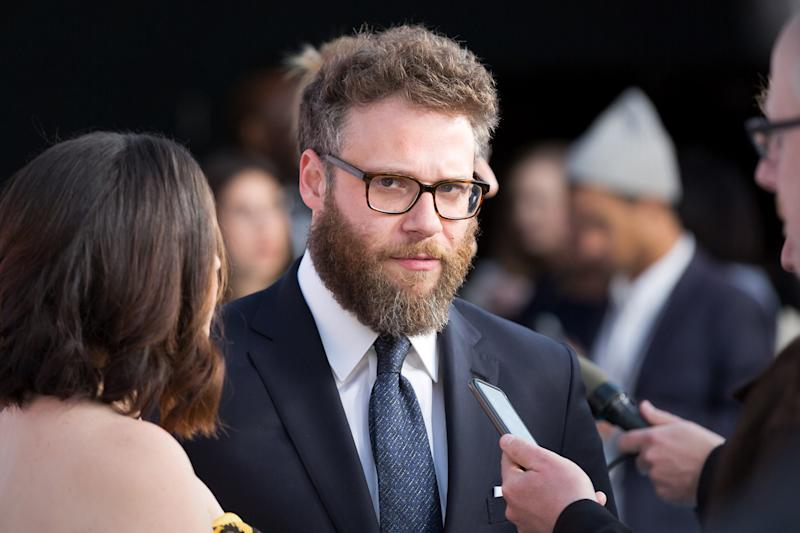 Seth Rogen: Stormy Daniels Told Me About the Trump Affair Years Ago