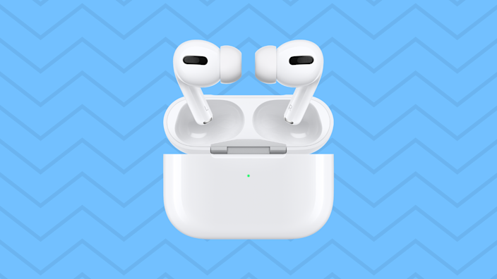 Save 20 percent—Apple AirPods Pro. (Photo: Amazon)