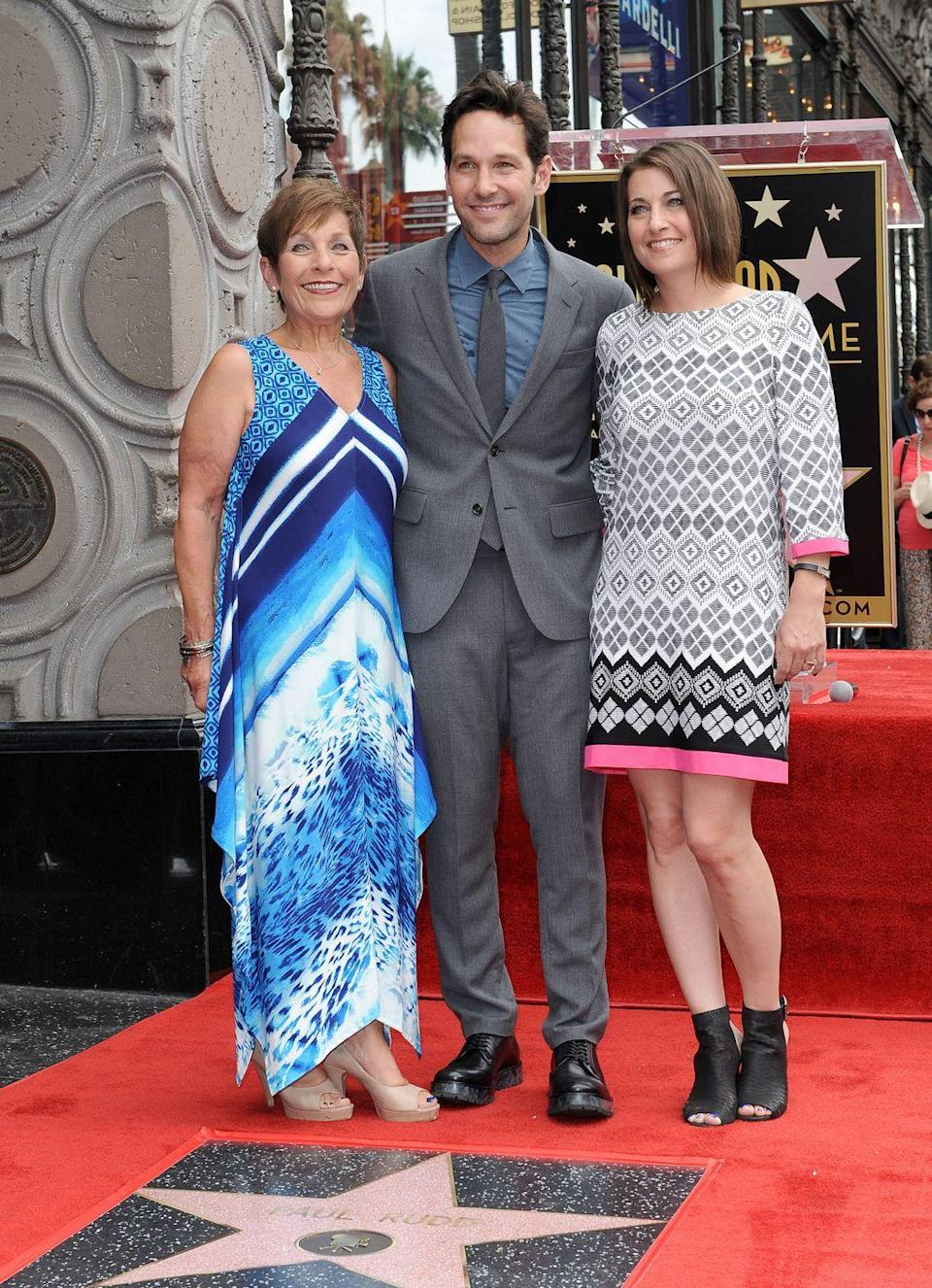 <p>Although Paul Rudd's sister, Mandi Rudd, has chosen a career away from Hollywood, we can't help but obsess over their similarities. As it turns out, Mandi, just like her brother, does not seem to age. </p>