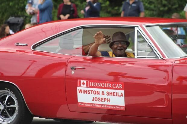 Winston Joseph, 89, was a pillar of the Port Alberni community. He passed away on April 11.   (Submitted by Janis Joseph - image credit)