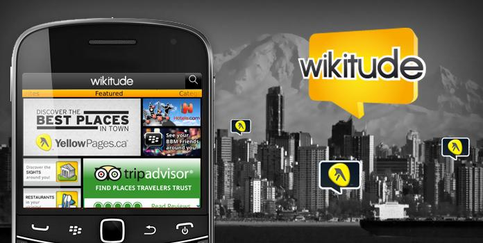 Wikitude mobile app
