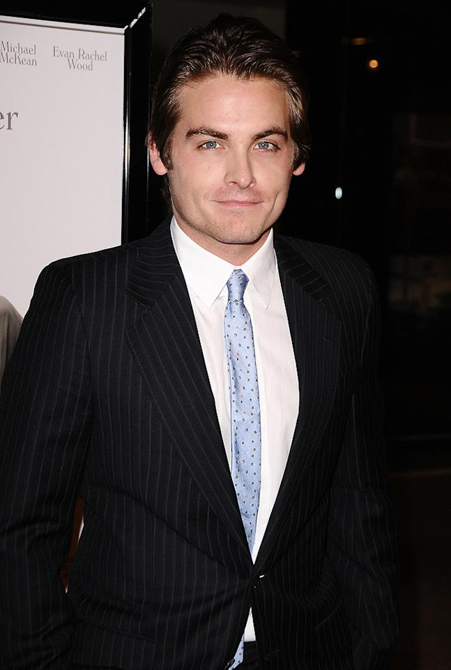 """<a href=""""http://movies.yahoo.com/movie/contributor/1800018617"""">Kevin Zegers</a> at the Los Angeles premiere of <a href=""""http://movies.yahoo.com/movie/1810007788/info"""">Whatever Works</a> - 06/08/2009"""