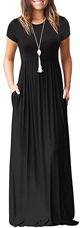 <p>This <span>VIISHOW Maxi Dress With Pockets</span> ($22) has a whopping 13,000 reviews.</p>