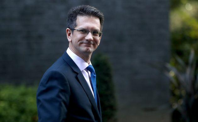 MP Steve Baker tore into ministers during a fringe meeting at Conservative Party conference (Photo: Simon Dawson via Reuters)