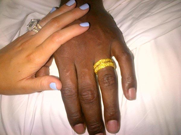 khloe kardashian reveals the size of lamar odoms manhood - Khloe Kardashian Wedding Ring