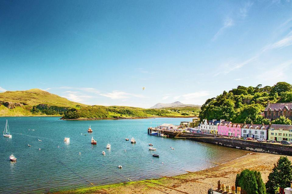 """<p>From picturesque Portree to the beautiful walks from Tobermory, there are so many reasons to venture to the north of the UK. During a <a href=""""https://www.goodhousekeepingholidays.com/tours/uk-scotland-west-coast-tradewind-cruise"""" rel=""""nofollow noopener"""" target=""""_blank"""" data-ylk=""""slk:British Isles cruise on the Golden Horizon"""" class=""""link rapid-noclick-resp"""">British Isles cruise on the Golden Horizon</a>, there's so much to see and do, from tasting single malts in Islay, Scotland's whisky isle, hiking the dramatic landscapes of Knockan Crag in the North West Highlands.</p><p>Over six days, you can get a real feel for this side of Britain as you delve into life on the mainland and try a little island hopping too. You've probably heard about the medieval castles and rugged landscapes of the Isle of Skye, and on our exclusive cruise in Scotland you can explore its beauty and surrounding destinations.</p><p><strong>When? </strong>July 2021</p><p><a class=""""link rapid-noclick-resp"""" href=""""https://www.goodhousekeepingholidays.com/tours/uk-scotland-west-coast-tradewind-cruise"""" rel=""""nofollow noopener"""" target=""""_blank"""" data-ylk=""""slk:FIND OUT MORE"""">FIND OUT MORE</a></p>"""