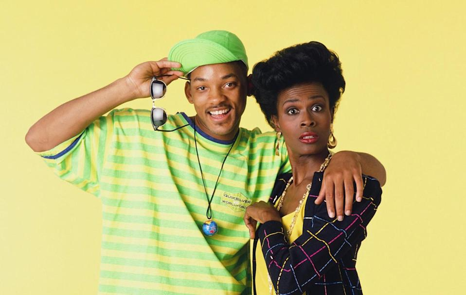 """<p>Janet Hubert played the original Aunt Vivian in the much-loved sitcom, but she fell out massively with main star Will Smith, once branding him an """"a******e"""" and an """"egomaniac"""". Janet departed the show in 1993 as a result of their fall out and Will claimed that year she wanted the programme to be """"The Aunt Viv of Bel-Air Show"""".<i> [Copyright Getty] </i></p>"""