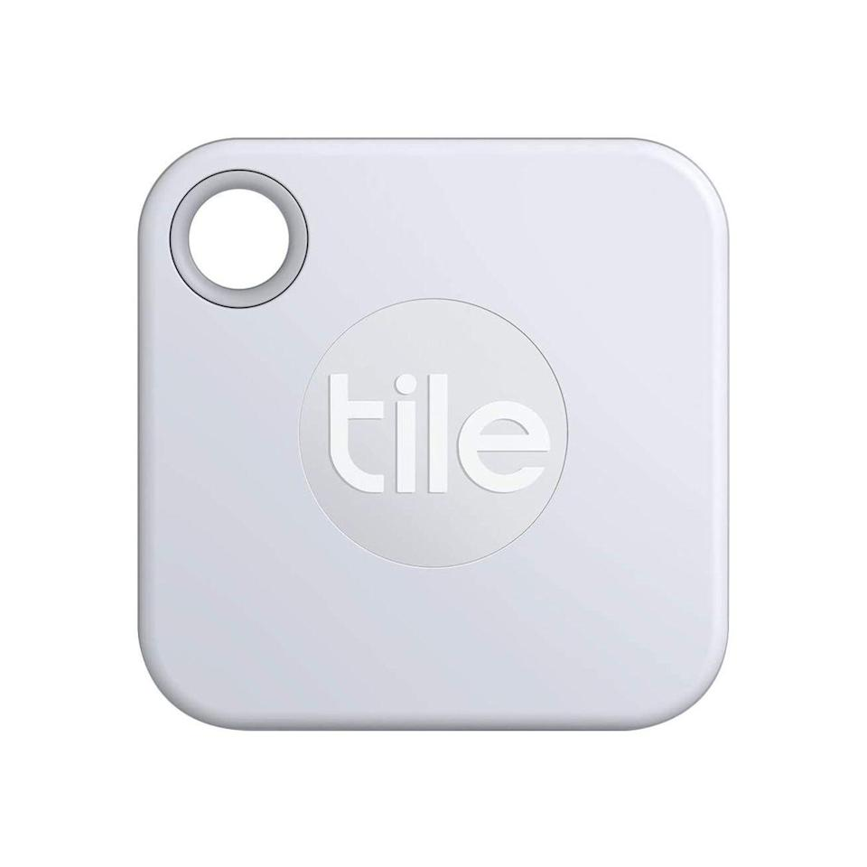 "<p><strong>Tile</strong></p><p>amazon.com</p><p><strong>$16.99</strong></p><p><a href=""https://www.amazon.com/dp/B07W9BBCTB?tag=syn-yahoo-20&ascsubtag=%5Bartid%7C2089.g.32926760%5Bsrc%7Cyahoo-us"" rel=""nofollow noopener"" target=""_blank"" data-ylk=""slk:Shop Now"" class=""link rapid-noclick-resp"">Shop Now</a></p><p>A handy accessory for keys and bags, the Tile Mate tracker is a useful cheap tech gift that will help users effortlessly keep tabs on their items within 200 feet of their phone. They can also use the nifty gadget to discover the latter if necessary. When out of Bluetooth range, a Tile owner can count on a vast community of users to track a lost item. </p><p>The easy-to-set-up Mate has a water-resistant design and a replaceable battery, which can last up to a year. A <a href=""https://www.amazon.com/dp/B07W87124X?tag=syn-yahoo-20&ascsubtag=%5Bartid%7C2089.g.32926760%5Bsrc%7Cyahoo-us"" rel=""nofollow noopener"" target=""_blank"" data-ylk=""slk:Tile Pro tracker"" class=""link rapid-noclick-resp"">Tile Pro tracker</a> with even larger Bluetooth range is also available for only $10 more. </p>"