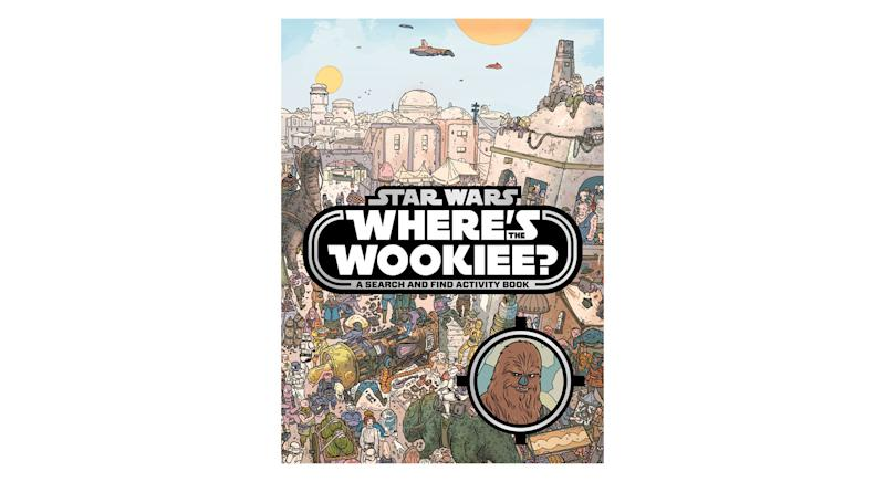 Where's The Wookiee? (Disney/Lucasfilm)