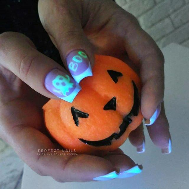 "<p>Now these will look extra special after dark —trick-or-treaters take note!<br></p><p><a class=""link rapid-noclick-resp"" href=""https://www.amazon.com/Vrenmol-Chameleon-Changes-Glitter-Lacquers/dp/B07QJXJ7HG/?tag=syn-yahoo-20&ascsubtag=%5Bartid%7C10055.g.1421%5Bsrc%7Cyahoo-us"" rel=""nofollow noopener"" target=""_blank"" data-ylk=""slk:SHOP GLOW-IN-THE-DARK NAIL POLISH"">SHOP GLOW-IN-THE-DARK NAIL POLISH</a></p><p><strong>RELATED:</strong> <a href=""https://www.goodhousekeeping.com/holidays/halloween-ideas/g28126244/easy-halloween-face-paint-ideas/"" rel=""nofollow noopener"" target=""_blank"" data-ylk=""slk:30 Best Easy Halloween Face Paint Ideas That Even Unartistic Parents Can Attempt"" class=""link rapid-noclick-resp"">30 Best Easy Halloween Face Paint Ideas That Even Unartistic Parents Can Attempt</a></p><p><a href=""https://www.instagram.com/p/B4Hdh_tJBmW/&hidecaption=true"" rel=""nofollow noopener"" target=""_blank"" data-ylk=""slk:See the original post on Instagram"" class=""link rapid-noclick-resp"">See the original post on Instagram</a></p>"