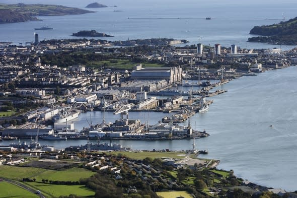 Bike thief drowns after diving off Plymouth harbour trying to escape police