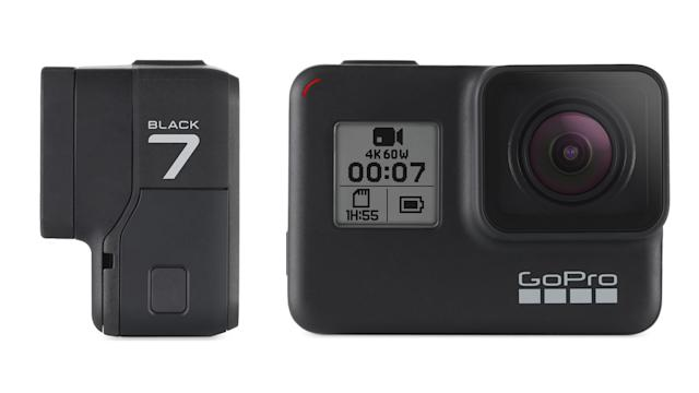 GoPro Hero7 Black was a game changing action camera