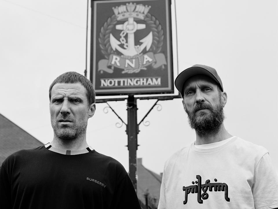 Album features guest appearances from Billy Nomates and Amyl and the Sniffers' Amy Taylor (Sleaford Mods)