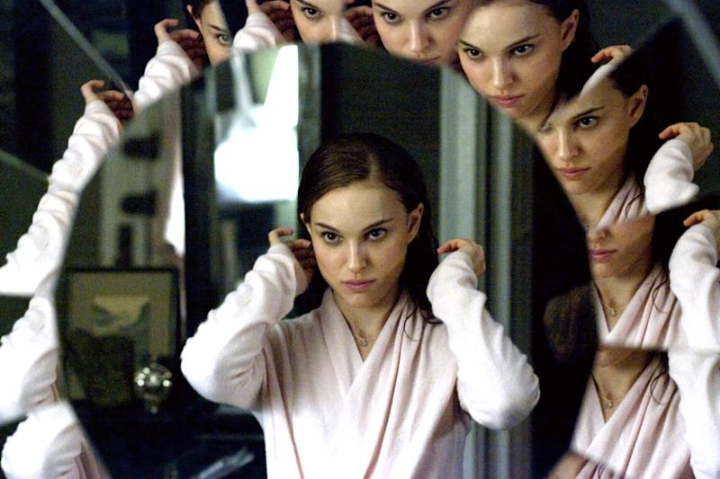 Natalie Portman has a fractured psyche in 'Black Swan' (Photo: Fox Searchlight Pictures/Courtesy Everett Collection)