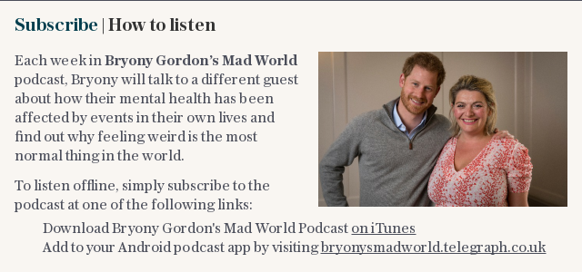 Subscribe | How to listen
