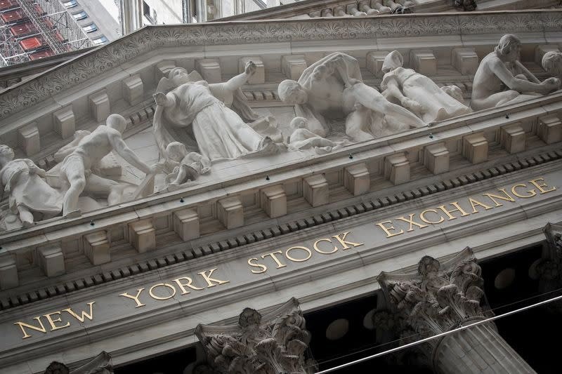 S&P 500 futures hit record high on stimulus bets