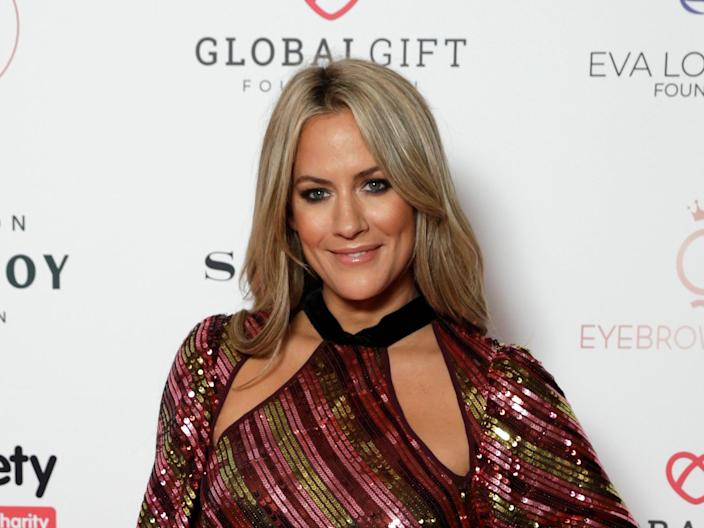 Caroline Flack, pictured in 2019 (Getty Images)