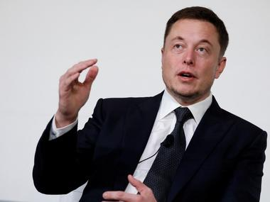 Elon Musk, founder, CEO and lead designer at SpaceX and co-founder of Tesla. Reuters