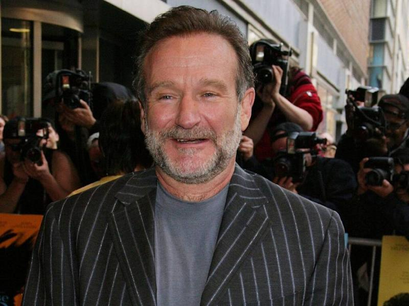 Ailing Robin Williams 'chased by invisible monster' during final days