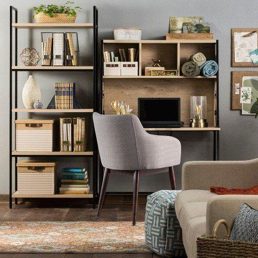 "<a href=""https://www.target.com"" target=""_blank"">Target</a> is home to super affordable, small-space options. And now with the addition of their new home line, <a href=""https://www.target.com"" target=""_blank"">Project 62</a>, they've added even more modular furniture options."