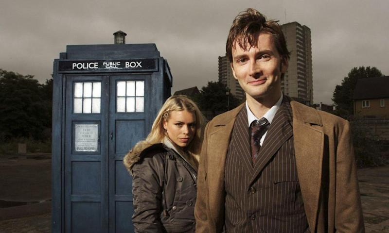 David Tennant was voted the favourite Dr Who in a poll of 50,000 for the Radio Times.