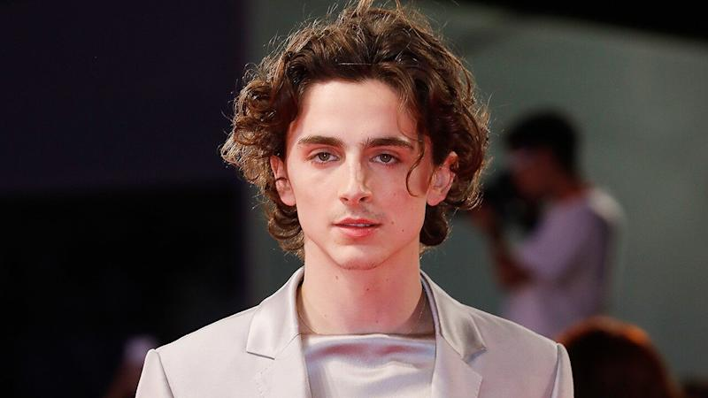 Timothee Chalamet and 'The King' Cast on the Movie's Meme-able Haircuts (Exclusive)