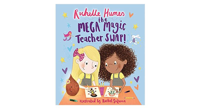 The Mega Magic Teacher Swap by Rochelle Humes