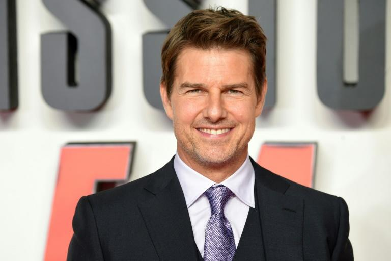 """A scheduled three-week shoot for the new Tom Cruise-starring """"Mission Impossible"""" in Italy -- one of the worst-affected countries -- was stopped"""