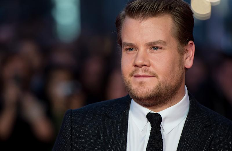 """The Late Late Show host James Corden has been seen as """"the long term successor"""" to Ellen long before the many scandals became public knowledge. Photo: Getty"""