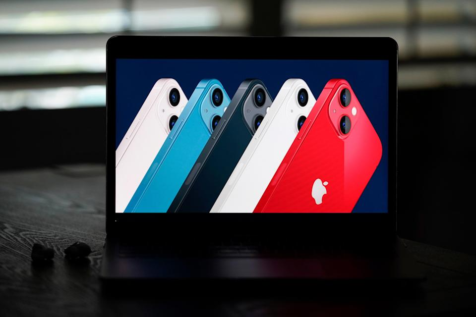 Apple Event (Copyright 2021 The Associated Press. All rights reserved)
