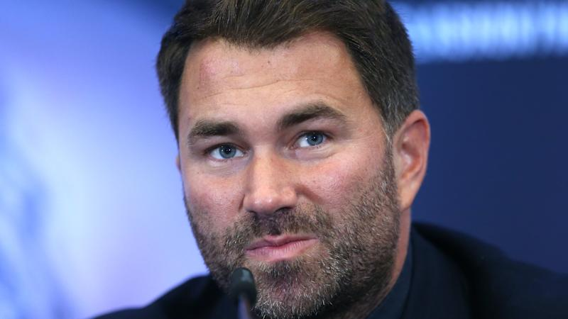 Promoter Eddie Hearn tests positive for Covid-19 ahead of Buatsi-Kalic fight