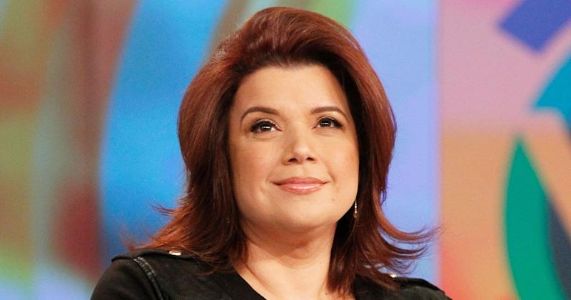 The View's Ana Navarro Jokes That She Needs to 'Disinfect' Her Seat After Donald Trump Jr. Sat There for Interview